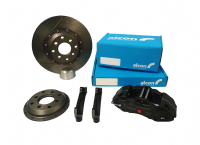 Motorsport Front Brake Kit Honda EG6/EK4